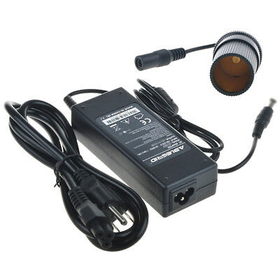 Ac Adapter for Converter Koolatron Voyager Thermoelectric Cooler P-27 12V 6Amp