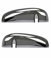 Kenworth T600a T600 T660 Set Of Left And Right Chrome Door Mirror Covers Dorman