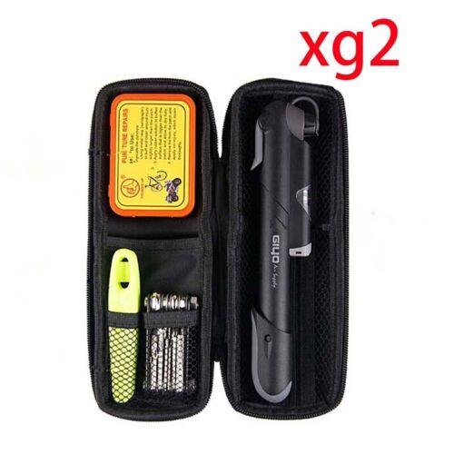 Bike Cycling Tool Capsule Boxes Store Keys Repair Kit Set Bottle Hard Case-CPEV