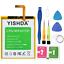 YISHDA-Nexus-6P-Battery-Replacement-Huawei-Google-Nexus-6P-Battery-HB416683ECW thumbnail 1