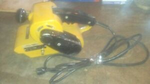 Ingersoll-Rand-Belt-Sander-Electric-7-5-Amp-4-x-21-inch-Cat-No-840-Model-D