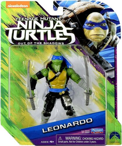 Teenage Mutant Ninja Turtles Out of the Shadows Leonardo Action Figure