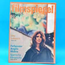 DDR Filmspiegel 20/1981 Angela Molina Ute Lubosch Jenny Gröllmann Sutherland J