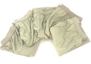 5-Pack-Power-Dry-Silk-Weight-Pants-ECWCS-Base-Layer-Bottom-Small-Regular