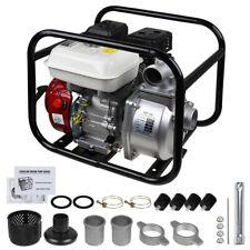 Gasoline Water Pump 65 Hp 212cc 2 Portable Gas Powered Semi Trash Water Pump