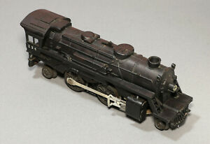 Vintage-Lionel-236-O-Gauge-Steam-Locomotive-1961-Works