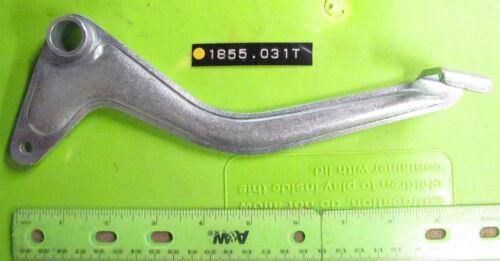 Montesa Cappra 125 MX Brake Pedal p//n 18.55.031T or 18.55.031 T #1 NOS 1970-1974