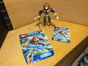 Chima Détails Sur Legends Laval Of Lego Chi 100Complet 70200 PkZXuTiO