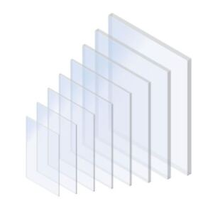 Clear Solid Plastic Polycarbonate Sheet Skylight Greenhouse Window Glazing Ebay