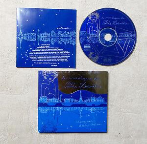 CD-AUDIO-INT-VARIOUS-034-LA-MUSIQUE-DE-PARIS-DERNIERE-1-034-CD-COMPILATION-2000