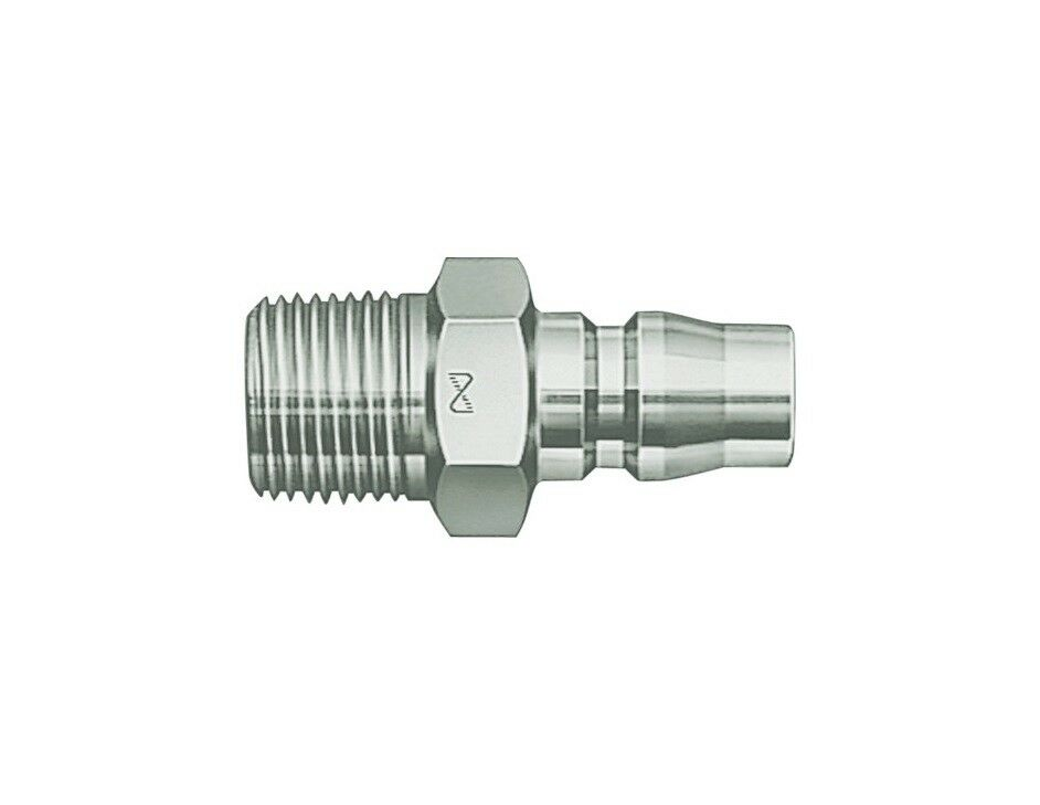 NITTO KOHKI COUPLING  HI CUPLA   -STAINLESS MALE THREAD Rc1 4~Rc1 SUS-20PM~800PM