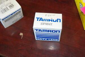 Tamron, 13FM04T, CCTV Lens NEW