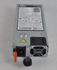 Dell NTCWP - 1100W RPS Redundant Power Supply Unit PSU For R820/R720/R620/T620