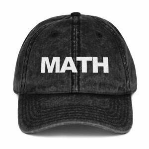 Andrew-Yang-Math-Hat-Vintage-Cotton-LANG-MATH-Baseball-Cap