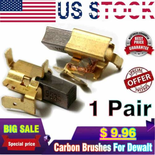 Carbon Brushes For Dewalt DW971 Type 1 Cordless Drill