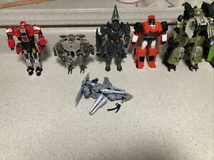 Transformers Lot Vintage And Movie Series