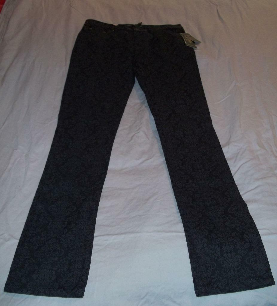 New LRL Lauren jeans co. Women's straight jeans size 4