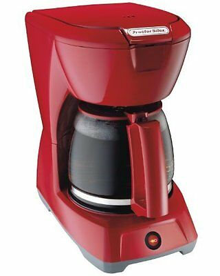 Proctor-Silex 43603 12 Cup Coffeemaker, New, Free Shipping