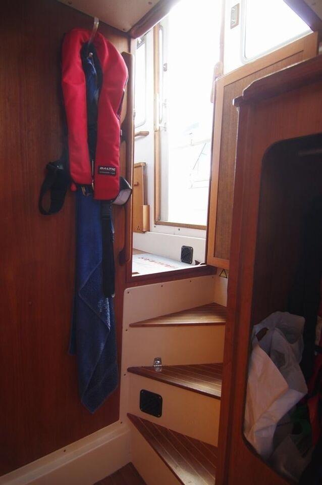 Minor 29 Oscar Pilot AC, Motorbåd, årg. 1998