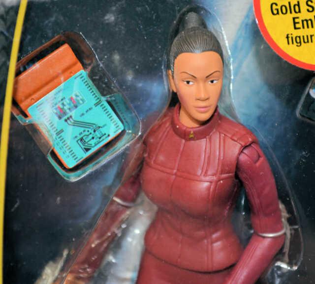 Star Trek Cadet UHURA Warp collection 6