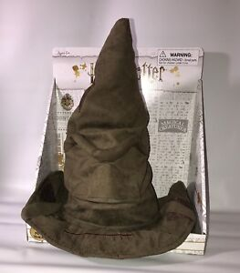 Wizarding-World-Of-Harry-Potter-Talking-Animated-Sorting-Hat-New-Ready-To-Ship