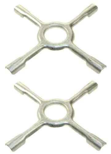 LOT de 2 Reducteur de grille diam 130 mm C00033532 cuisinière gasiniere