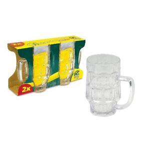 Camping-Brunner-Glas-Trinkglas-Campinggeschirr-Bierglas-2er-Set