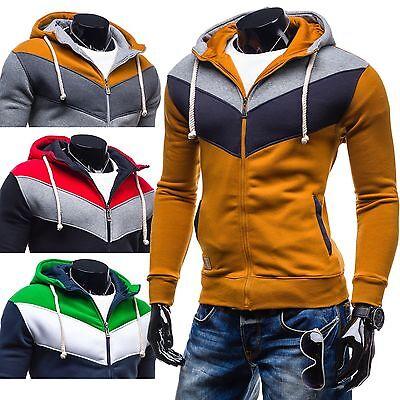 BOLF TMJ N24 Kapuzenpullover Sweatshirt Pulli Hoodie Sweatjacke 1A1 Langarm SALE