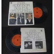 SIMON & GARFUNKEL - Mrs Robinson Rare UK EP Folk Rock 1966