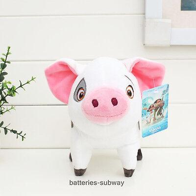 Cartoon Moana Pet Pig PUA Plush Doll Super Soft Animal Toy 20cm 30cm Kids Gift