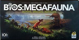 Bios Origins 2nd Edition Strategic Interactive Competitive Board Game MIB-SMG40