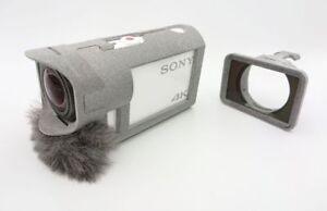 Importé De L'éTranger Skeleton Protection Housse Pour Sony Fdr X3000 Hdr As300 Action Cam-afficher Le Titre D'origine
