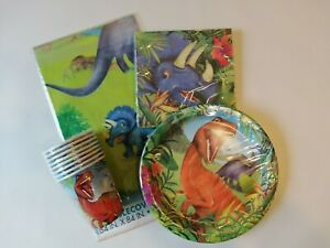 Dinosaur-Party-Supplies-TABLEWARE