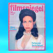 DDR Filmspiegel 24/1986 Marlene Dietrich Mary Crosby Arletty Wolfgang Winkler F