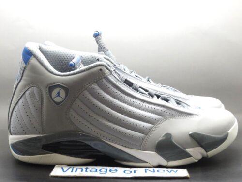 Jordan Nike Grey Wolf 2014 14 Air Sz Retro Xiv vwnwzgqZ1B
