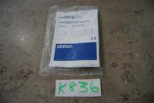 OMRON PHOTOELECTRIC SWITCH E3T-S 12 TO 24 VDC   STOCK#K836
