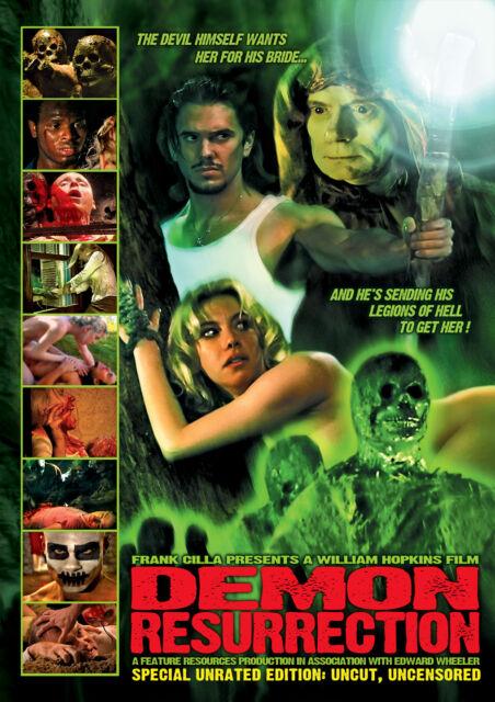 Demon Resurrection (DVD, Special Edition, 2011)