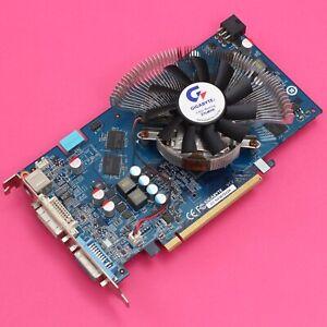 Gigabyte-NVIDIA-GeForce-9600-GT-512MB-GDDR3-2x-DVI-GV-NX96T512H-Video-Card