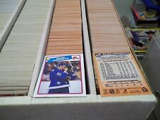 1988-89 OPC O-Pee-Chee complete your set, you pick/choose 4 for .99 - exmt-nrmt