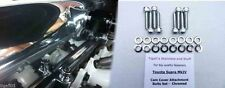 Toyota Supra MkIV - TT Outer Cam Cover Bolts Set CHROME
