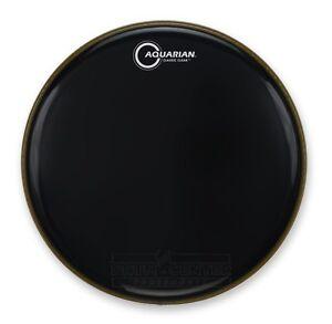 aquarian snare tom heads classic clear drumhead 12 black cc12bk 659007000454 ebay. Black Bedroom Furniture Sets. Home Design Ideas