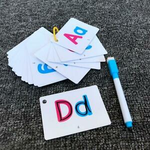 Alphabet-Cards-A-Z-Kids-Toddlers-Preschool-Early-Learning-Resource-Sen