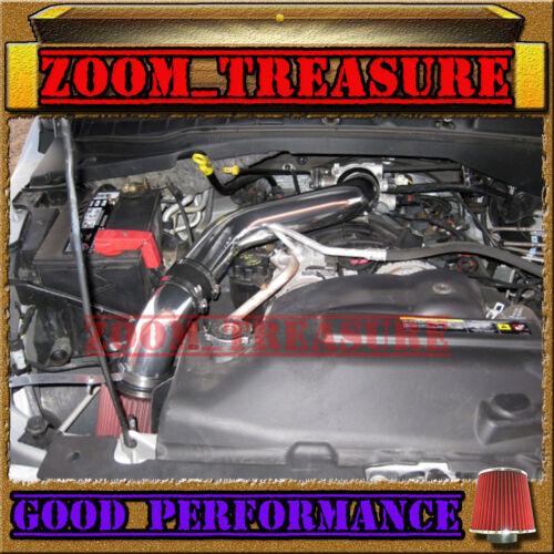 BLACK RED 2004-2007//04-07 DODGE DURANGO 4.7L V8 COLD AIR INTAKE KIT