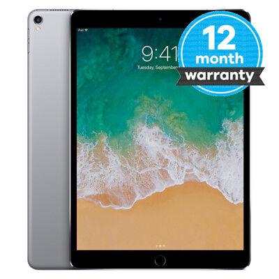 Apple iPad Pro 2nd Gen. 256GB, Wi-Fi + Cellular (Unlocked), 10.5in - Space Grey