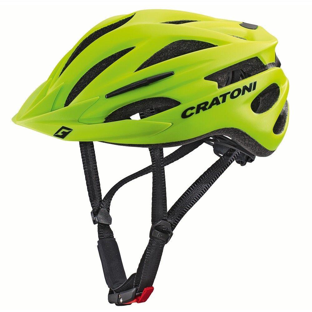 Cratoni Pacer+ Fahrradhelm Radhelm Herren    Damen 86152a