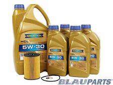 BMW Oil Change Kit M5, M6, X5 M, X6 M – S63 4.4L V8 2010-15 – Longlife-01 Oil