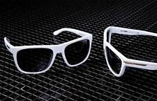 Arnette Venkman unisex sunglasses white frame, grey lenses..NEW  Last Few