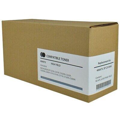 LD 406475 Black Laser Toner Cartridge for Ricoh Printer