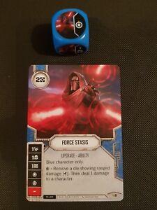 Star Wars Destiny Way of the Force Ezra Bridger #54