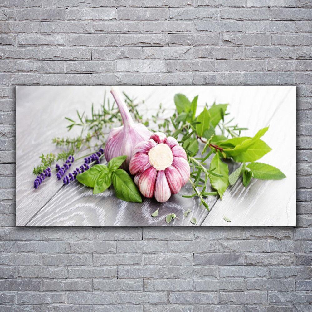 Photo sur toile Tableau Image Impression 120x60 Floral Ail Fleurs Feuilles